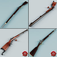 Old Muskets Collection V2
