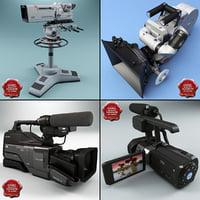 3d professional cameras