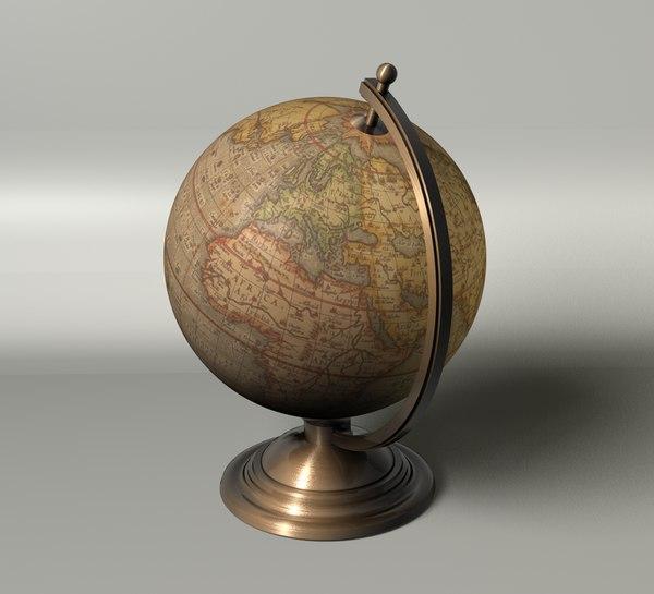 cinema4d globes