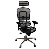 ergon human chair 3d 3ds