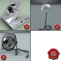 USB Fans Collection