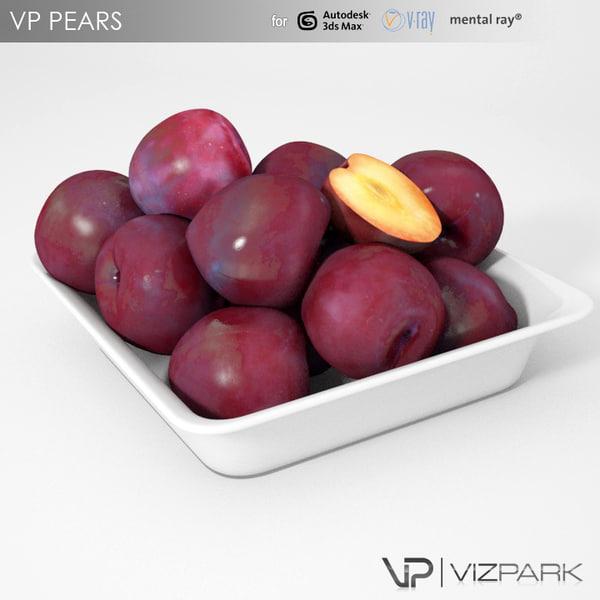 max plums bowl