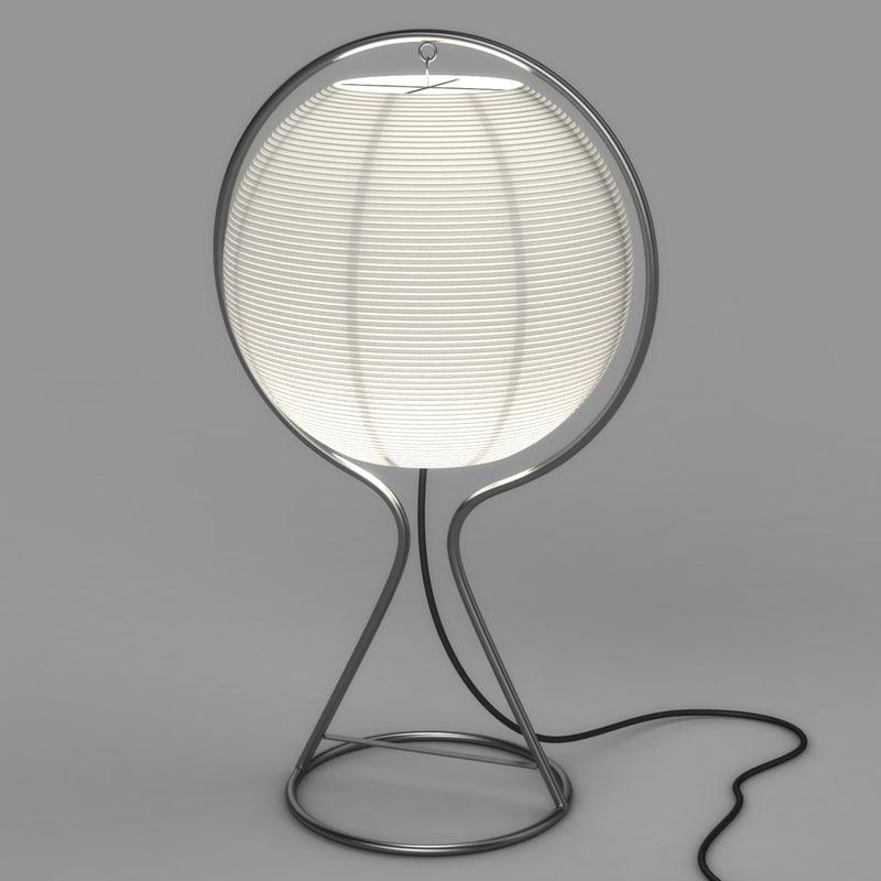 Lamp ikea 3d model vate lamp ikea 3d model geotapseo Image collections
