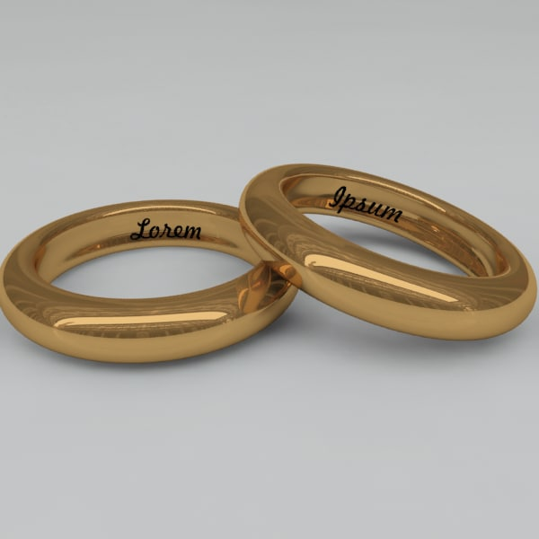 Rings Cloth Wedding Max