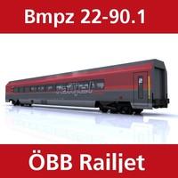 Bmpz 22-90.2 Railjet
