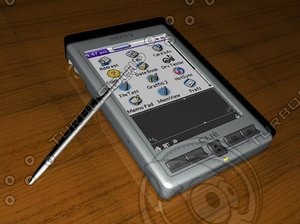 sony clie 3ds