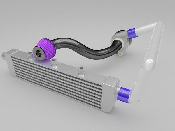 free max model turbo kit