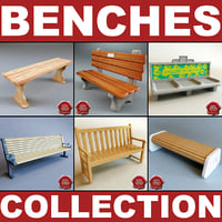 Benches Collection V2