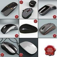 3d computer mouses v3