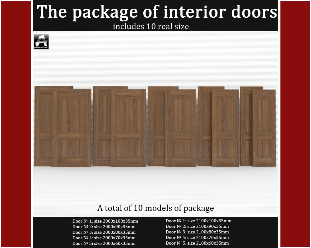 max package classic interior doors