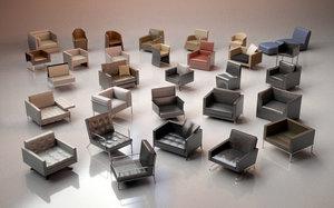seats designer max