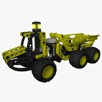Lego Technic Dump Truck 8451