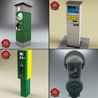 Parking Meters Collection