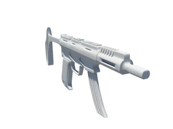 free x mode assault rifle
