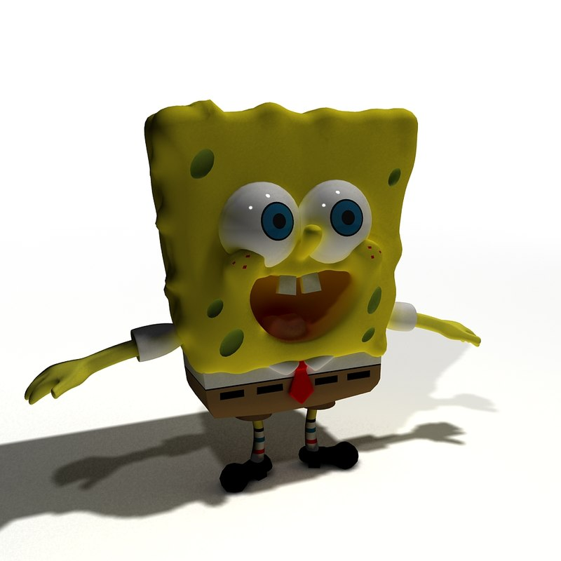 sponge bob max