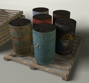 cinema4d barrels