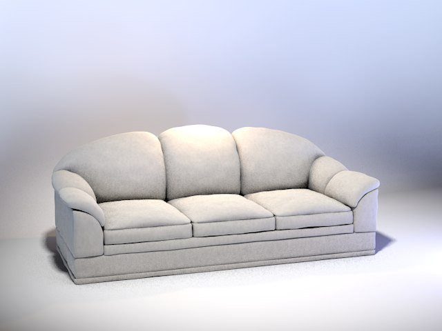 couch sofa c4d free