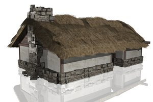 3d medieval games build