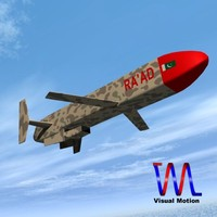 3d hatf-viii ra ad pakistan model