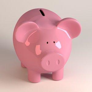 3ds piggy bank