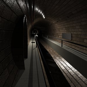 sewer tunnel 3ds