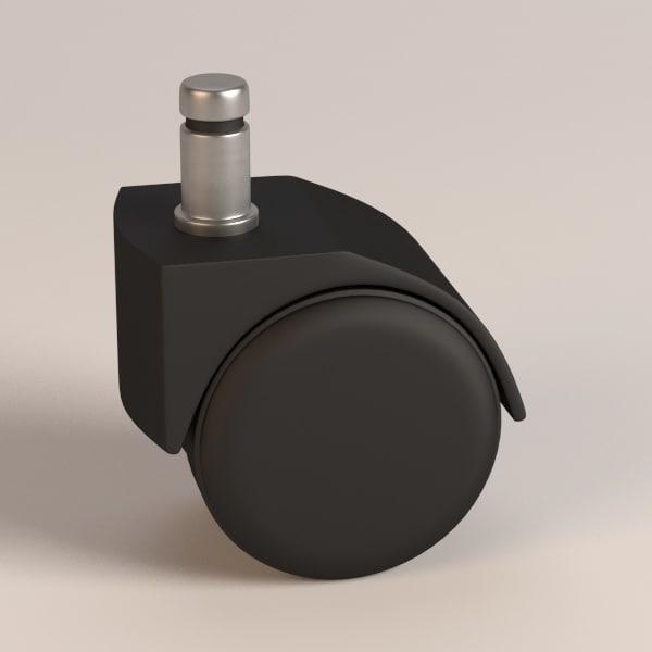 wheel chair 3d model