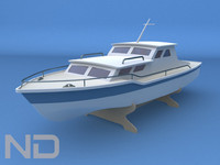 3ds max alice yacht