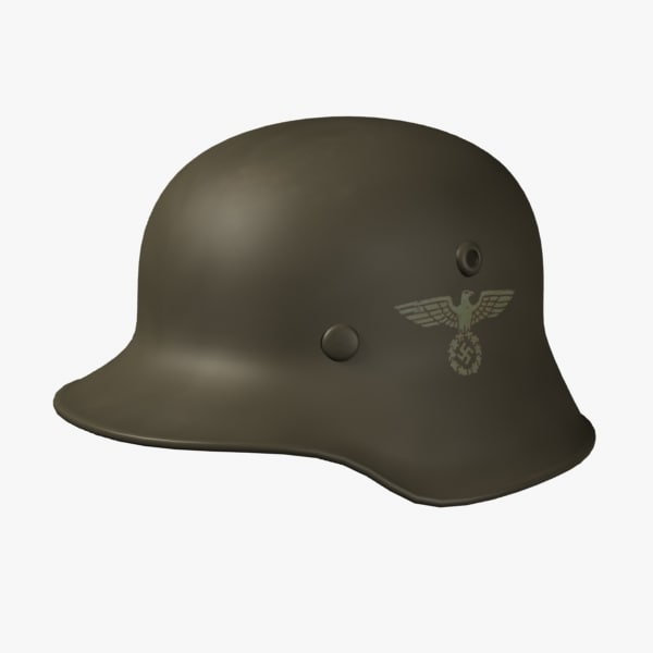 dxf helmet german ww2