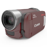 Canon Legria FS 406 Red