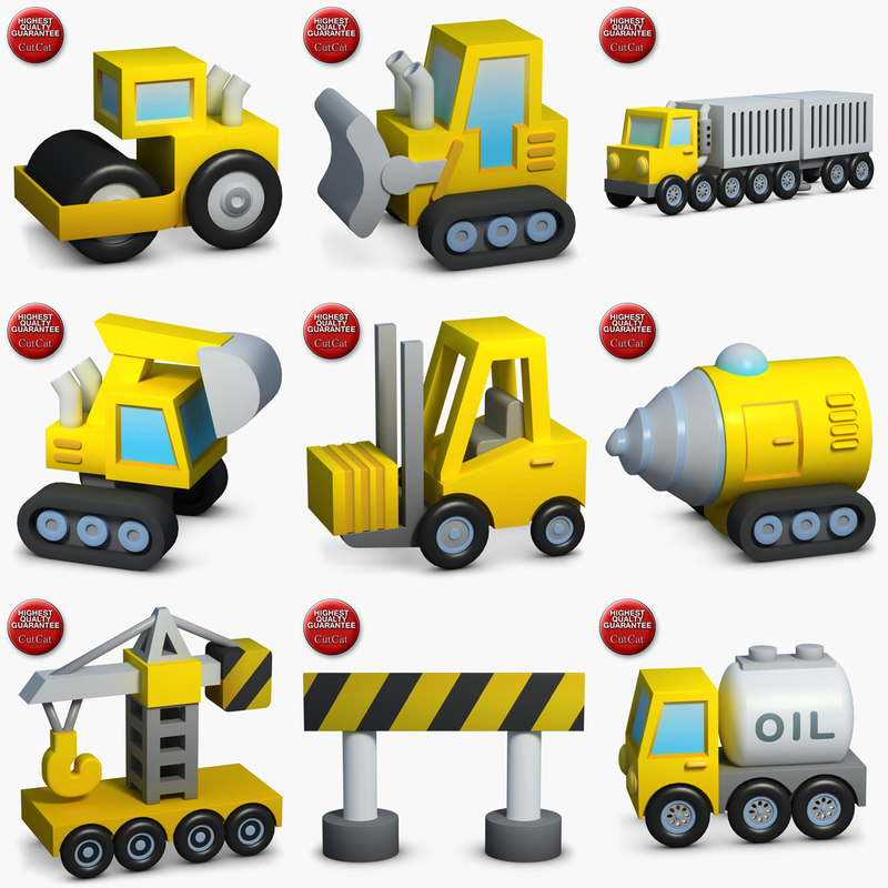 3ds max construction icons small pack 1