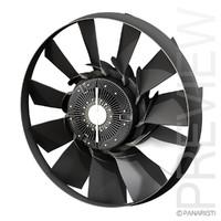 Engine cooling fan 2
