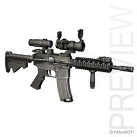 3ds 5 sopmod m4a1 carbine