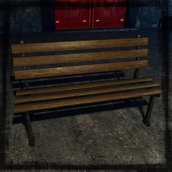 max wood bench