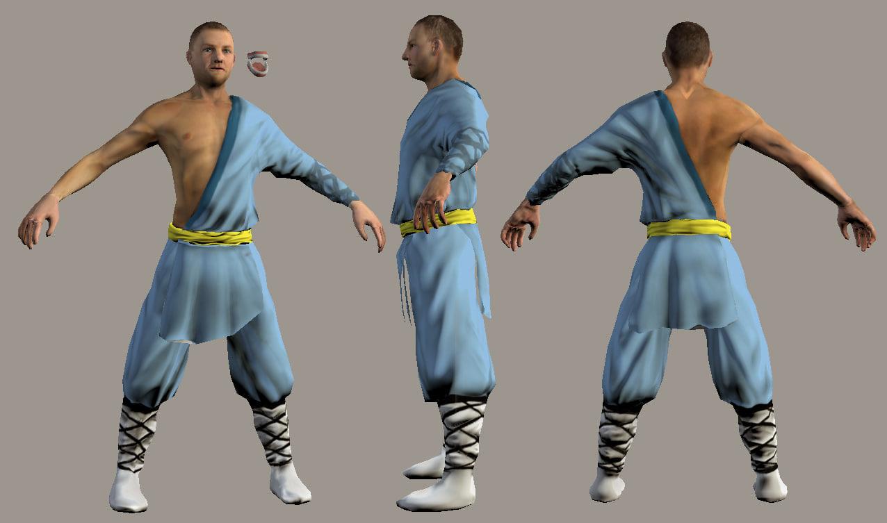 max martial arts fighter