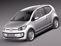 Volkswagen UP! 2013