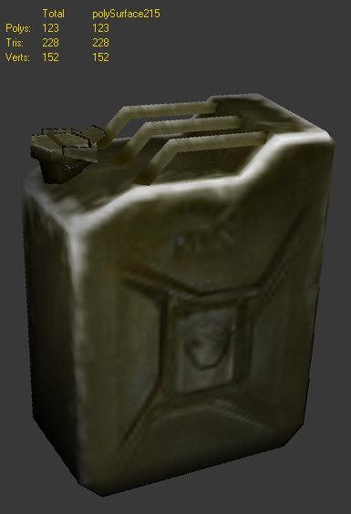3d gas gasoline