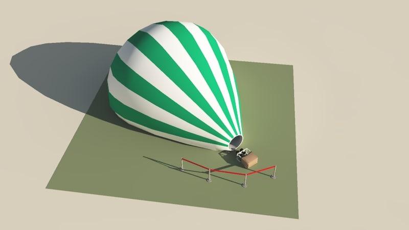coloured base obj