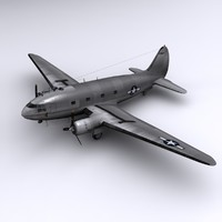 C-46 Commando - China Doll