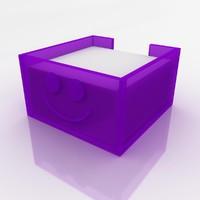 3ds max box paper
