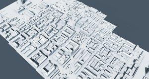 city center oulu 3d 3ds