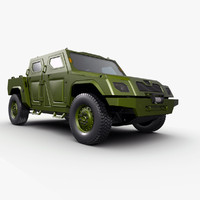 3d armored scorpion wd-2011 v10 model