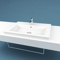 Bathroom Sink Duravit wb014