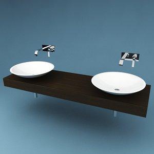 maya bathroom sink