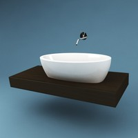Bathroom Sink Simas wb051