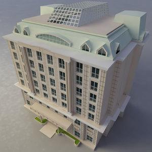 max building hotel
