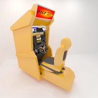 arcade car max