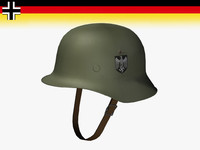 wwii german helmet army lwo