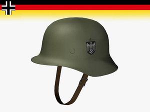 wwii german helmet army lwo