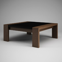 CGAxis Wooden Table 27
