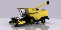 Challenger Harvester